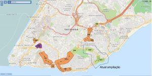 A Mobilitex concluiu a ampliação do sistema de controle de tráfego Adimot em Salvador